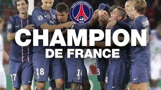 Les Parisiens soulèvent l'Hexagoal