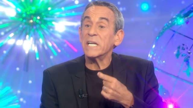 """Thierry Ardisson dans """"Les Terriens du dimanche"""""""