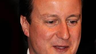 Après attribution de 615 des 650 sièges, il apparaît que les Tories de David Cameron ne pourront pas disposer d'une majorité absolue en sièges à la Chambre des communes, la chambre basse du parlement britannique. /Photo prise le 7 mai 2010/ REUTERS/Toby M
