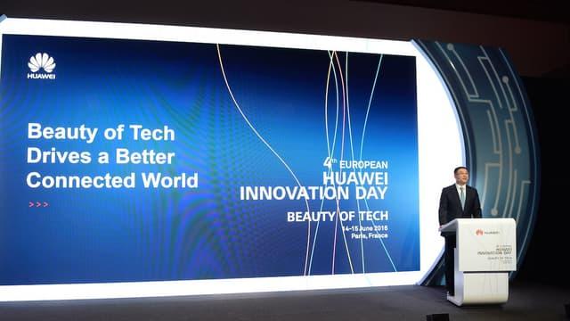 Pour William Xu, directeur du marketing stratégique de Huawei, le choix de la France repose sur l'excellence française en mathématique qui a valu à de nombreux chercheurs d'obtenir la médaille Field
