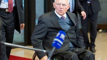Les positions de Wolfgang Schauble, le ministre des Finances allemand, vont à l'encontre de celles des États-Unis.