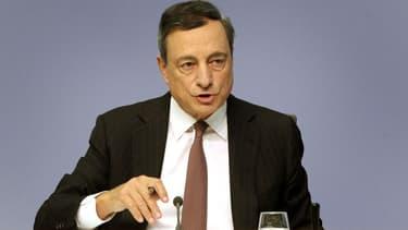Mario Draghi devrait maintenir le cap