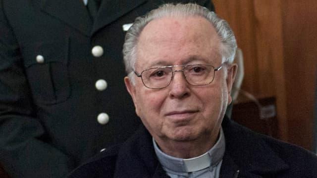 Fernando Karadima a été condamné pour pédophilie.