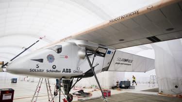 Solar Impulse 2 va débuter la traversée du Pacifique samedi 9 mai.