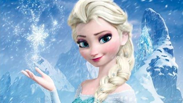 La Reine des Neiges, idole des enfants