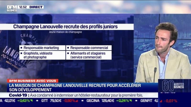 Vous recrutez: Directskills/Champagne Lanouvelle - 31/12