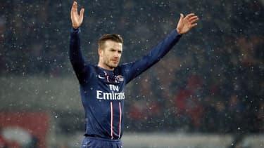 Champion de France avec le PSG, David Beckham pourait se reconvertir dans les affaires, avec la création d'une franchise de soccer en Floride.
