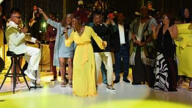 Le concert en hommage à Aretha Franklin