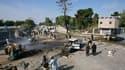Une double attaque suicide visant un haut responsable de la sécurité a fait au moins vingt morts à Quetta, dans la province du Balouchistan, dans le sud-ouest du Pakistan. /Photo prise le 7 septembre 2011/REUTERS/Naseer Ahmed