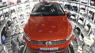 Image d'illustration - Sur décision de justice, une Autrichienne va se voir intégralement rembourser sa Volkswagen Golf dotée du logiciel truqueur d'émissions.