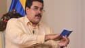 Selon le vice-président vénézuélien Nicolas Maduro (photo), la cérémonie d'investiture d'Hugo Chavez, prévue jeudi prochain, pourra être reportée si le chef de l'Etat ne revient pas à temps de Cuba, où il est hospitalisé pour un cancer. /Photo prise le 4