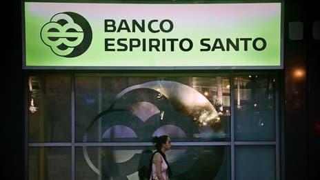 Le Portugal va recapitaliser Banco Espirito Santo.