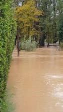 Inondation à Tret dans les Bouches-du-Rhône - Témoins BFMTV