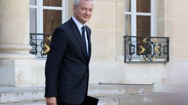 """Bruno Le Maire estime que l'action gouvernementale rendra la France """"plus forte""""."""