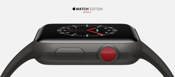 L'Apple Watch Edition Series 3