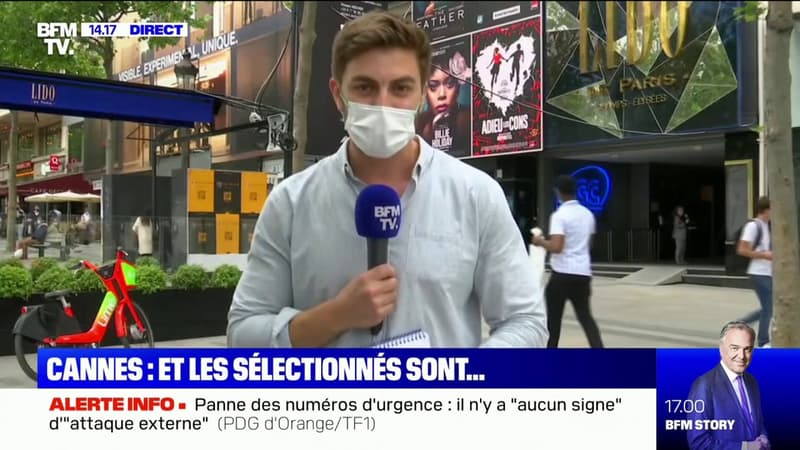 Comment va s'organiser la 74e édition du festival de Cannes durant la pandémie de Covid-19 ?