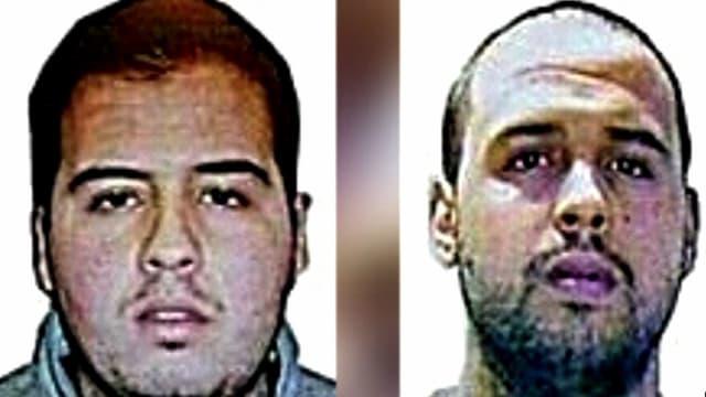 Les frères El Bakraoui ont été identifiés comme deux suspects des attentats de Bruxelles.