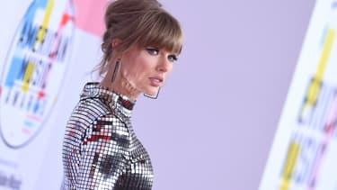 Taylor Swift à Los Angeles le 9 octobre 2018