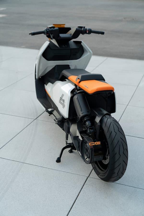 Un scooter pensé comme une moto