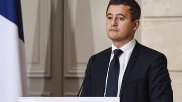 Gérald Darmanin, ex-ministre de l'Action et des comptes publics et nouveau ministre de l'Intérieur.