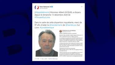 Disparition inquiétante en Loire-Atlantique.