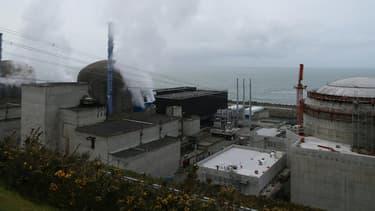 L'EPR de Flamanville doit s'ajouter aux deux réacteurs déjà en activité sur le site. (image d'illustration)
