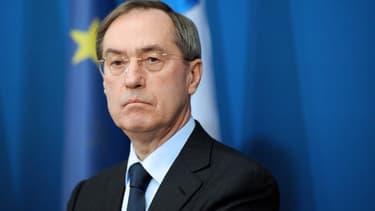 Claude Guéant, ancien ministre de l'Intérieur de Nicolas Sarkozy.