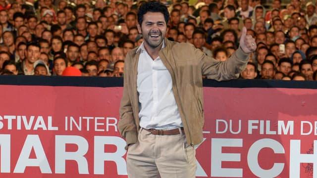 Jamel Debbouze au Festival du film de Marrakech en 2013