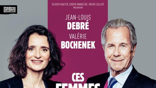 """""""CES FEMMES QUI ONT REVEILLE LA FRANCE"""" A LA GAITE MONTPARNASSE EN PARTENARIAT AVEC BFMTV"""
