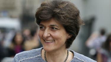 Sylvie Goulard, le 13 mai 2017 à Paris.