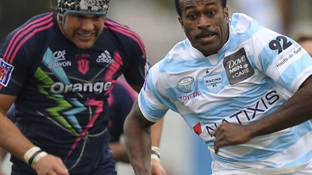 Le Racing comptera notamment sur son ailier fidjien Sireli Bobo pour s'imposer contre les Héraultais.