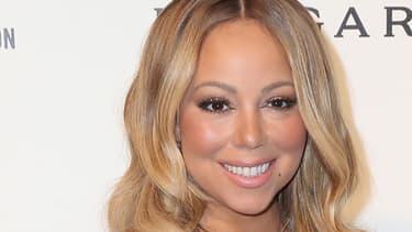 Mariah Carey, en février 2016