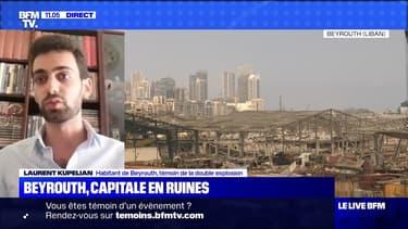 Beyrouth, capitale en ruines (2) - 06/08