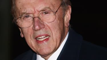 David Frost en novembre 2009.