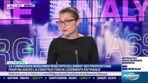 Marie Coeurderoy: La commission Rebsamen rend officiellement ses propositions pour relancer la construction de logements en France - 21/09