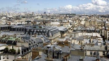 Le prix des logements s'envolent à Paris depuis la fin de l'encadrement des loyers