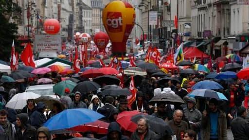 Les syndicats ont été désunis ce 1er mai.