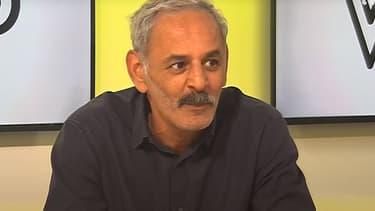 L'acteur Djemel Barek sur TV78, la Chaîne des Yvelines.