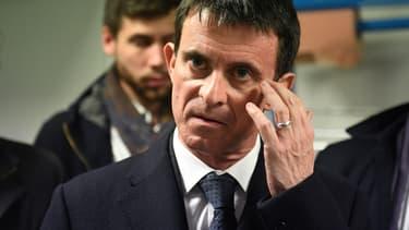 Manuel Valls n'aura pas de candidat EN Marche! face à lui.