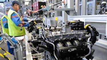 La France est la première destination européenne pour les projets industriels.
