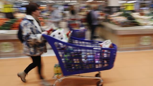 Carrefour connaît une journée noire à la Bourse de Paris