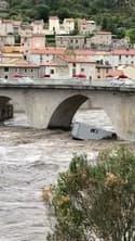 Innondation je anduze - Témoins BFMTV