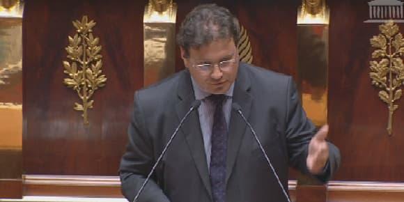 Philippe Gosselin, porte-arole de l'UMP sur la loi famille.