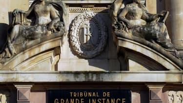 Le tribunal de Grande instance de Belfort, où un homme a été condamné à de la prison ferme après avoir terrorisé pendant quatre mois une jeune femme.