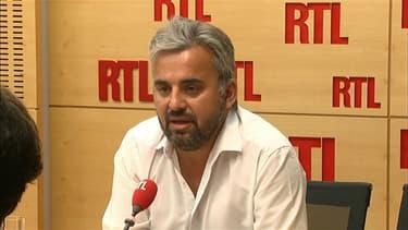 Alexis Corbière invité de RTL, le 26 juin 2017.