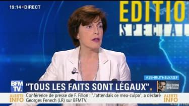 Ce qu'il faut retenir de la conférence de presse de François Fillon (1/2)