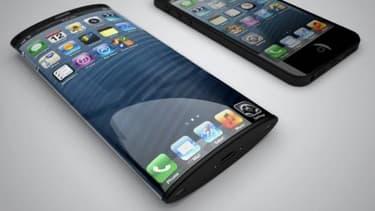 Les designers n'ont pas attendu pour imaginer ce nouvel iPhone à bords incurvés. Sur la toile, des dizaines de versions ont déjà été mises en ligne.