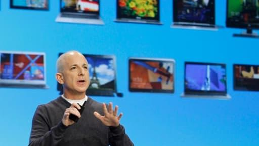 Il y a quelques semaines à peine, Stephen Sinofsky jouait les VRP sur scène lors du lancement officiel de Windows 8