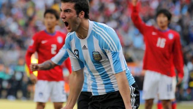 Gonzalo Higuain est le meilleur buteur provisoire de la Coupe du monde