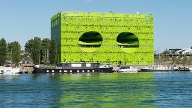 Le siège d'Euronews à Lyon